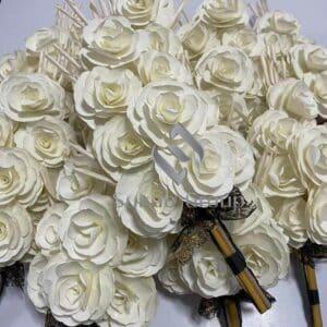 ดอกไม้จันทน์ช่อประธาน งานศพ